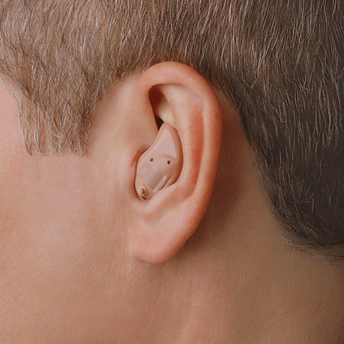 in the ear style
